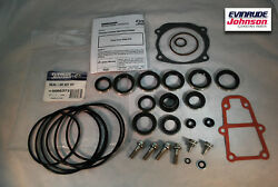 New Johnson Evinrude Oem Outboard Seal Kit 5006373 Brp/omc 5000411 439141