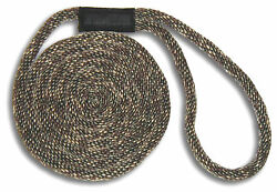 3/8 X 10and039 Solid Braid Dock Lines - Camo