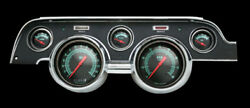 Classic Instruments Ford Mustang 67 68 Gauge Cluster New G Stock Series