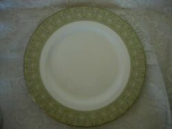 Royal Doulton Sonnet H5012 Bone China Dinner Plate - Made In England -more Avail