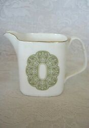 Royal Doulton Sonnet H5012 Bone China Creamer Pitcher - Made In England