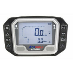 Acewell 3969 Digital Speedo Tacho Fuel Temp Volt Odo