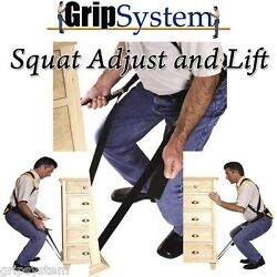 Lifting Moving Straps Harnesses Furniture Cargo Movers Aid Shoulder Heavy Duty $149.95