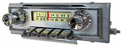 1964 Ford Galaxie Am Fm Aux Bluetooth® Reproduction Radio Not In Stock 12 Weeks