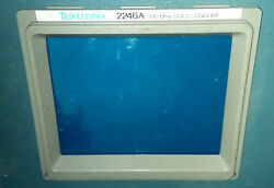 Crt Frame With Crt Filter For All Tektronix 2245-2247, 2245a-2247a