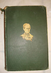 1904 The Works Of Henry Clay Sixth 6 Volume Federal Edition Signed Putnam Sons