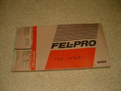 Case 6 Cyl 700 700 Rice 960 960-rice Comb Timing Cover Gasket Fel Pro Old Stock