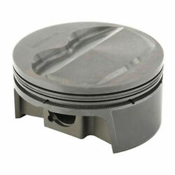 Mahle Forged Coated Skirt Small Block Chevy Dome Piston And Ring Sets
