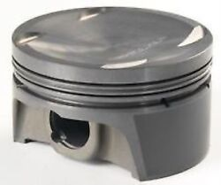 Mahle Big Block Chevy Inverted Dome/small Block Ford Flat Top Piston And Ring Sets