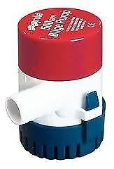 New Rule Transom Mnt Aerator Pump 500 Rul 25dtb