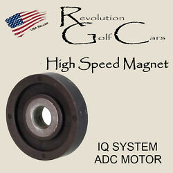 High Speed Magnet. For Club Car Ds Precedent Carryall. 48 Volt Iq Adc/amd