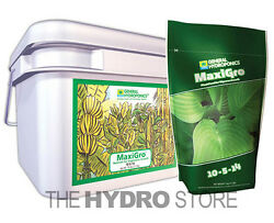 General Hydroponics Maxigro 2.2lbs / 16lbs Pounds - Gh Maxi Gro Grow Nutrient