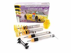 Kw V2 Coilovers 2001-2006 Bmw M3 E46 Coupe Convertible Variant 2 Suspension Kit