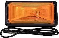 New Anderson Marine Clearance Light Assy Black And E150bka