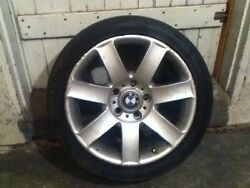 Four Bmw 18in Rims/w Tires