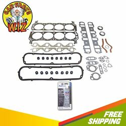Graphite Head Gasket Set Fits 75-87 Ford Lincoln Bronco Continental 5.8l Ohv 16v