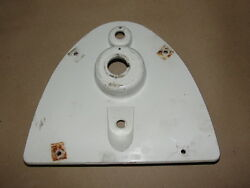 92 Polaris Sl 650 Triple Front Fuel Petcock On Off Switch Cover Plate Sl650