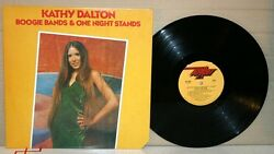 Vintage Vinyl - Kathy Dalton - Boogie Bands And One Night Stands 1973 Discreet
