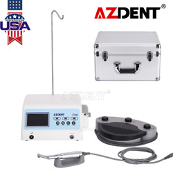 Azdent Dental Implant Surgical Brushless Motor + 201 Contra Angle Handpiece
