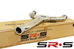 Srs Tuning Y Pipe System Full T-304 New Srs For 03 04 05 06 07 Infinity G35