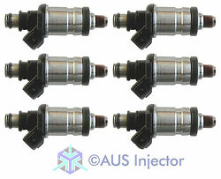 [55056-6] Set Of 6 Replacement Fuel Injector Fit {c35a1 C32a6} Acura Rl And Tl