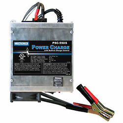 Midtronics Power Supply 12 Volt Automotive Battery Charger Maintainer Kit