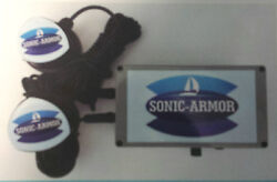 Glasslamand039s Sonic Armor Ultrasonic Hull Cleaning System