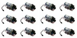12 New Shurflo 12v Electric Water Transfer Pumps 1.8 Gpm 60 Psi Demand Switch