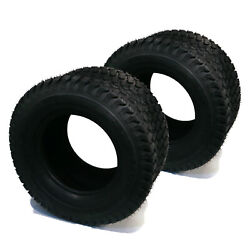 Pack Of 2 Oem Kenda Tire 24x12.00x12 25101007 For Rotary 14542 And Scag 481852