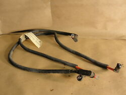 2003 Yamaha Fx 140 Battery Starter Positive Cable Wires Wire Cables Fx140 03
