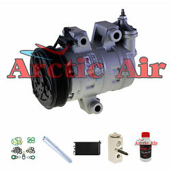 67661 Arctic Air Premium Auto AC Compressor Kit with Condenser-1 YEAR WARRANTY*