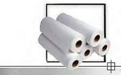 2 Rolls 24 X 500and039 Plotter Paper 3 Core Oce 9400 9600 9800 Tds400 Tds600 Tds800