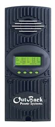 Outback Power Fm60-150vdc Flexmax 60a Mppt Charge Controller / Solar Controller