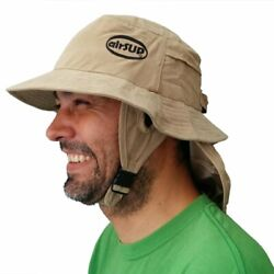 Beach Hat for Stand Up Paddle Surf  SUP & Sun Protection with Wide Brim airSUP