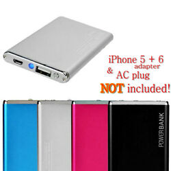 5600mah Portable External Battery Usb Power Bank Charger For Cell Phone