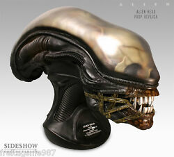 Alien Head 11 Scale Replica Bust By Sideshow Ltd Ed 500 Hollywood Collectibles
