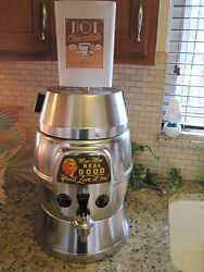 Vintage Helmco Hot Chocolate Beverage Dispenser - Beautiful Condition