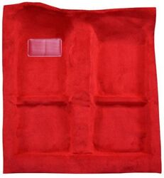 Carpet Kit For 1966-1973 Ford Bronco Full Size With 1 Gas Tank, Complete Kit