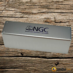 Official Ngc Certified Coin Holder Slab Storage Box