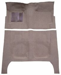 Carpet Kit For 1963-1964 Ford Galaxie 4 Door Sedan Auto With Foot Wells