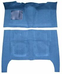 Carpet Kit For 1960-1962 Ford Galaxie 4 Door Sedan With Flat Front