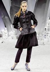3-collection Fall-winter 2012/13 Wool Tweed Dress Sz34 Retail 4610 New