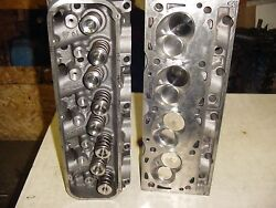* 429 460 Ford iron Eliminator Products heads new BBF CJHP racing pulling street