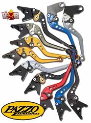 Bmw F800gs F800gt F800r F800st F800s Pazzo Racing Lever Set Any Color And Length