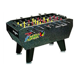 Great American Action Soccer Foosball Home Game - 3 Man Goalie
