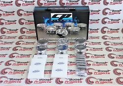 Cp Pistons For Bmw M54b30 Twin Vanos 8.5cr 84.5mm 3.0 Same Day Shipping In Stock