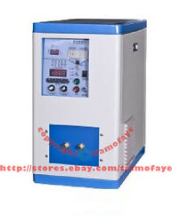 6KW 300-500KHz  Ultra HIGH Frequency Induction Heater  Melting Furnace