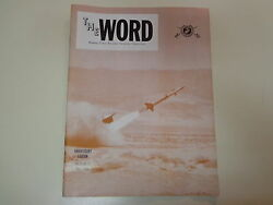 The Word-Marine Corps Reserve Association 1956 USMC Terrier Guided Missile