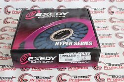 Exedy Mm022sd Twin Plate Clutch For Mitsubishi 4g63 Evo 4 5 6 7 8 9 Stage 4
