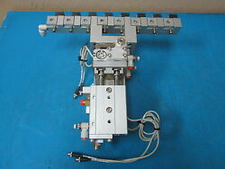 Lot Of 2 Smc Mxq20-30 Pneumatic Air Slide Table Cylinder
